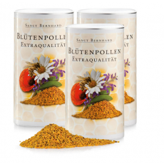 특품질의 꽃가루 분말 (3 통) 2.4kg