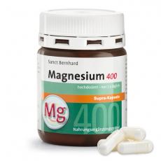 마그네슘 400 수프라 캡슐 60캡슐