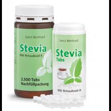 스테비아 천연 대체 설탕 600정+2,500정