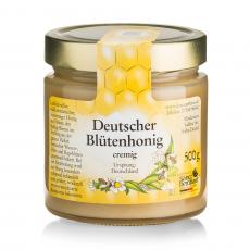 독일산 Blossom Honey 꽃 꿀 500g