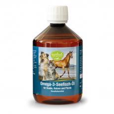 티어리브 애완동물용 오메가3 피쉬 오일 500 ml