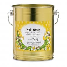 야생 꿀(와일드허니) 2.5kg