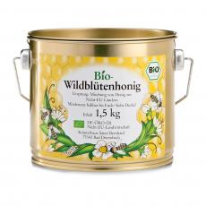 올가닉 야생화 꿀(허니) 1.5kg
