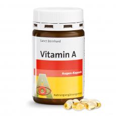 비타민 A 시력 캡슐 180캡슐