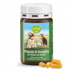 복합 비타민 B 애완 개와 고양이용 캡슐 120캡슐