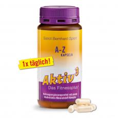 엑티브3 무기질 비타민제 150캡슐