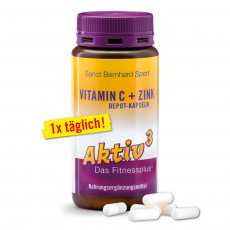 아연 비타민 C 180캡슐